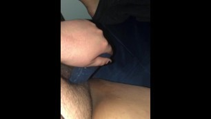 I Fuck myself with my Toy until Squirting Orgasm