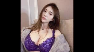 Vivian Hsieh (Vivian19941008) Jerk Off Challenge